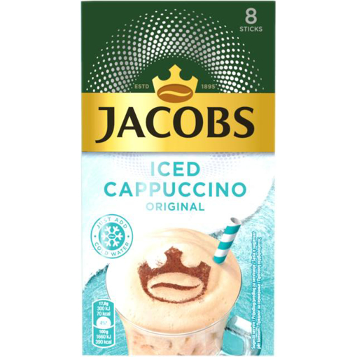 Imagine JACOBS CAPPUCCINO ICED ORIGINAL 17.8G