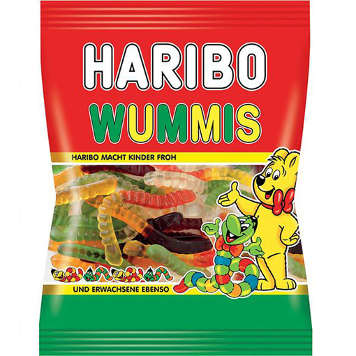 Imagine HARIBO VIERMISORI 100G