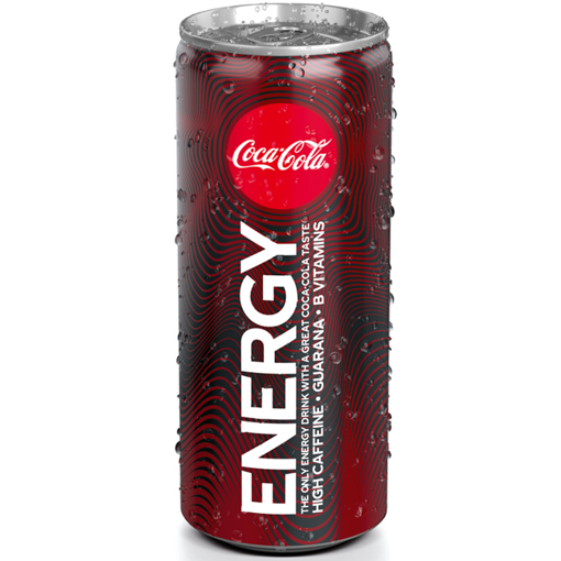 Imagine COCA COLA ENERGY 250ML