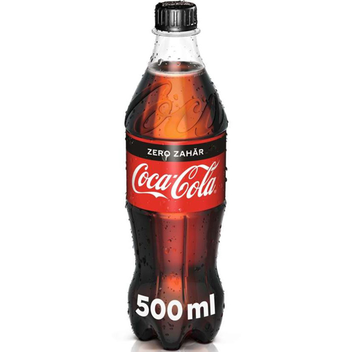 Imagine COCA COLA ZERO 500 ML