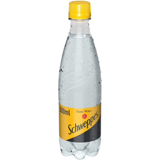 Imagine SCHWEPPES KINLEY TONIC WATER 500 ML