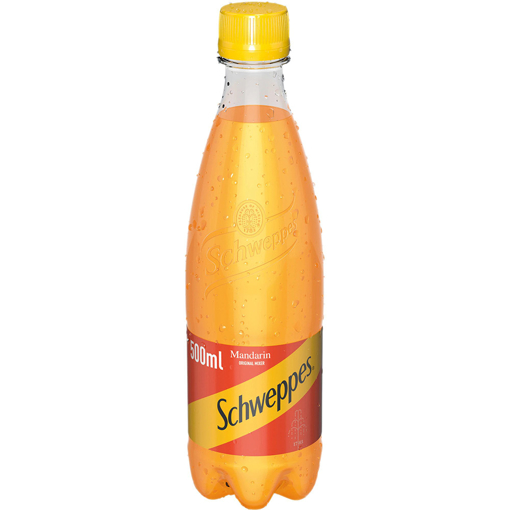 Imagine SCHWEPPES MANDARIN 500 ML