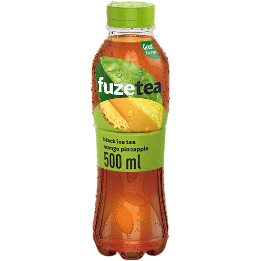 Imagine FUZE TEA MANGO PINEAPPLE 500ML